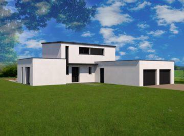 Construction maison individuelle Guignen 35