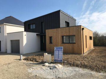 Construction maison individuelle Saint Armel